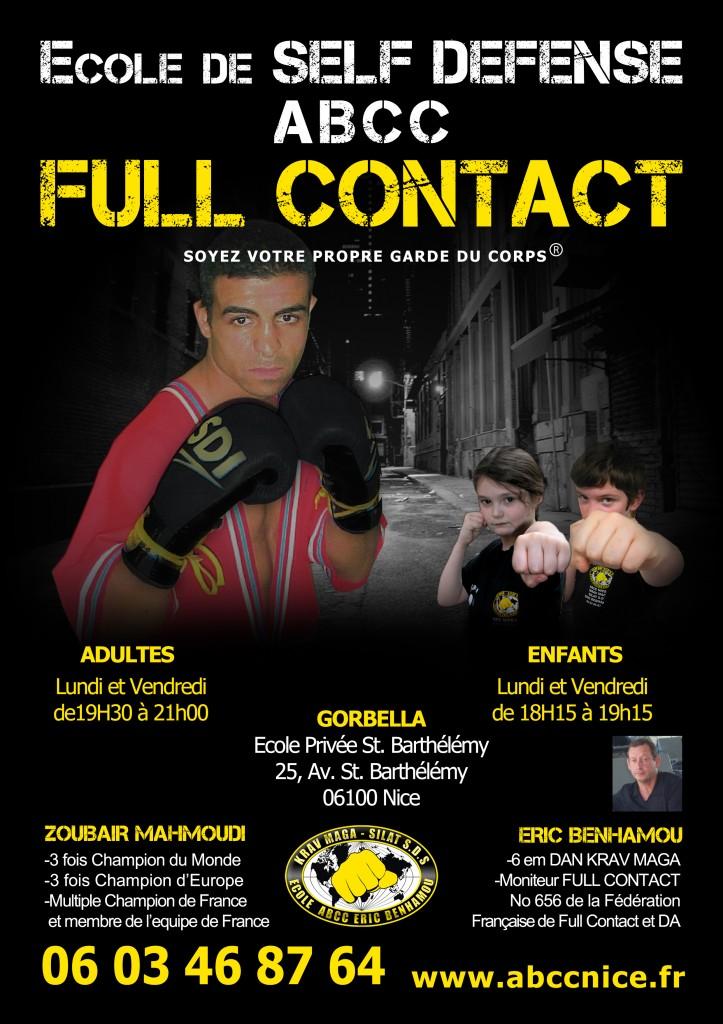 Full Contact - ABCC Nice Gorbella