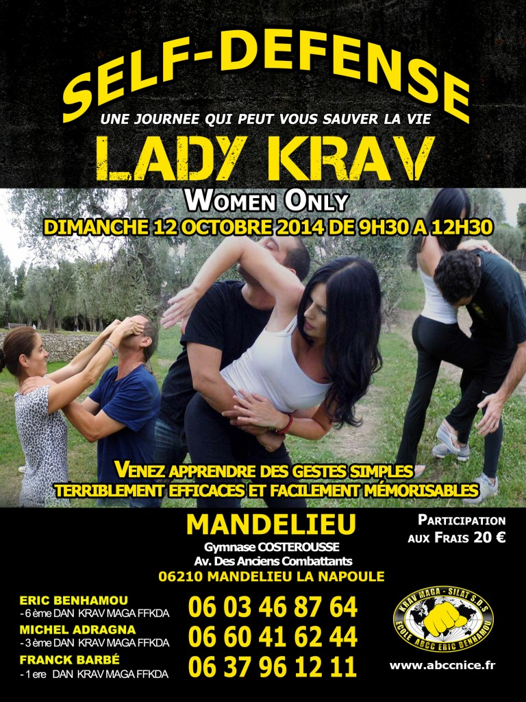 lady Mandelieu octobre
