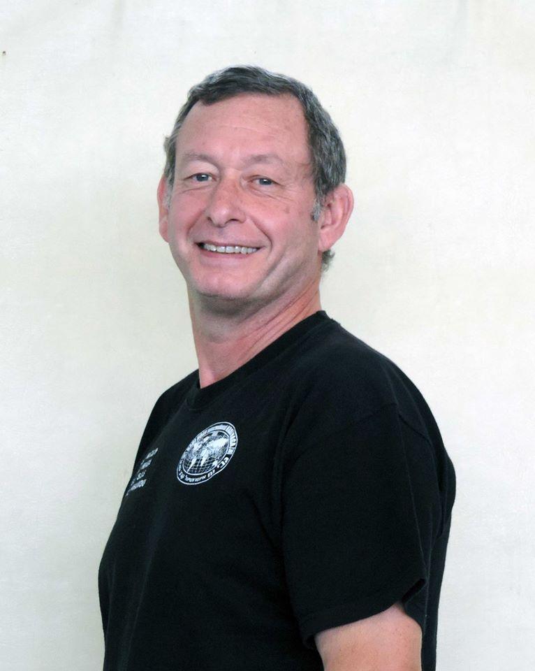 Instructeur Eric Benhamou du Club ABCC Nice Krav Maga