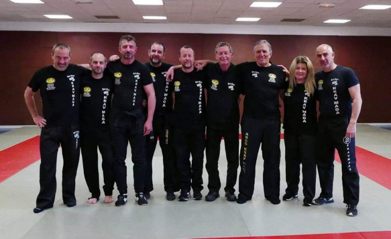 Instructeur Club ABCC Nice Krav Maga